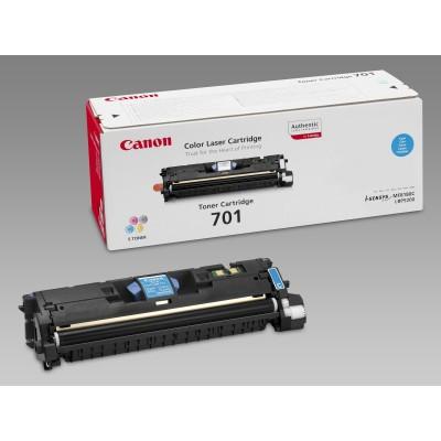 Canon Toner Cartridge 701 C cyan 9286A003