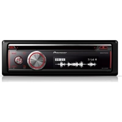 Pioneer DEH-X8700BT Ράδιο Cd Player Αυτοκινήτου με Usb & Bluetooth