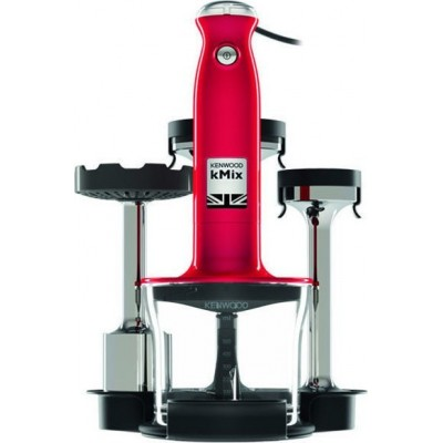 Kenwood HDX754RD Spicy Red kMix Πολυμηχάνημα-Ραβδομπλέντερ