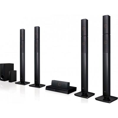 LG LHB655NW Set Home Cinema