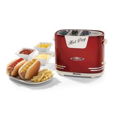 Ariete 186 Party Time Παρασκευαστής Hotdog