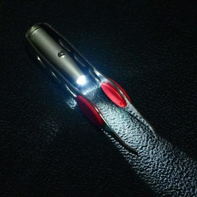 Τσιμπιδάκι φρυδιών με φως LED