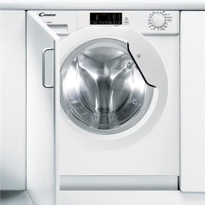 Candy CBWM 814D-S Εντοιχιζόμενο Πλυντήριο Ρούχων 60cm