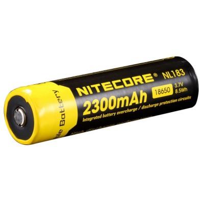 NiteCore NL1823 18650 2300mAh επαναφορτιζόμενη μπαταρία