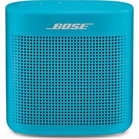 Bose Soundlink Colour Bluetooth speaker II Blue