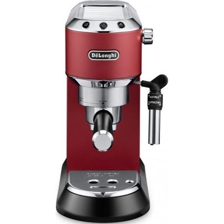 Delonghi EC685.R Dedica Style Red Καφετιέρα Espresso Cappuccino