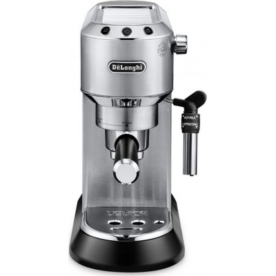 Delonghi EC685.M Dedica Style Stainless Steel Καφετιέρα Espresso Cappuccino