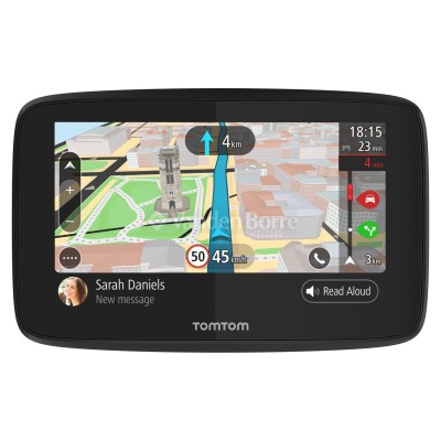 TomTom GO 520 with WiFi WORLD 5''Πλοηγός Αυτοκινήτου(έως 12 άτοκες δόσεις)