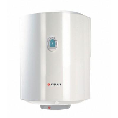 Pyramis Ηλεκτρικός Θερμοσίφωνας-Boiler Αριστερό Κάθετο 80Lt (028008002)