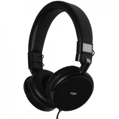 Crypto HP-150 Black On-Ear Close
