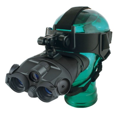 Yukon NV Tracker 1x24 Goggles Night Vision Κυάλια Διπλά Κεφαλής