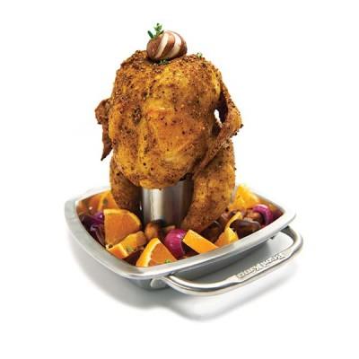 Broil King 69133 Βάση Kοτόπουλου με Tαψί Inox
