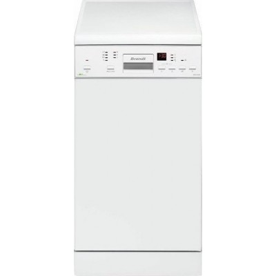 Brandt DFS 1010W πλυντήριο πιάτων 45cm