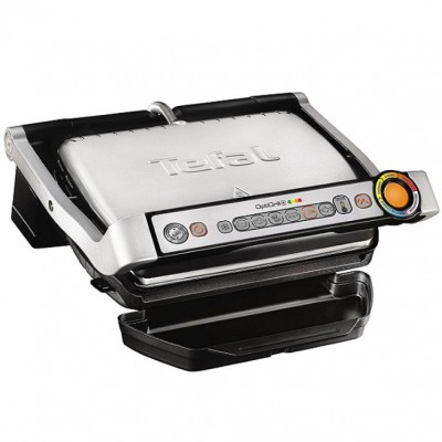 Tefal GC712 Optigrill+ Silver Τοστιέρα-Grilliera