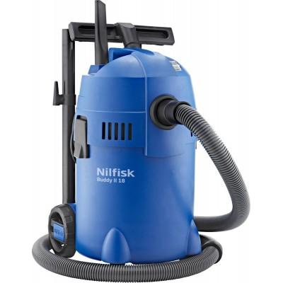 Nilfisk Buddy II 18 Ηλεκτρική σκούπα υγρών & στερεών