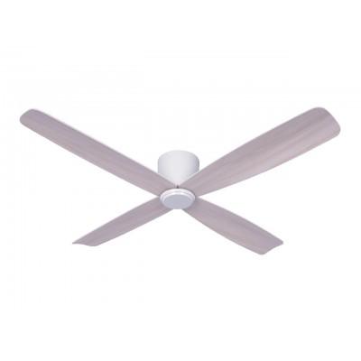 Lucci Air Fraser Hugger White Ανεμιστήρας Οροφής