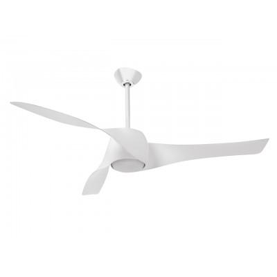 Minka Aire Artemis White Ανεμιστήρας Οροφής