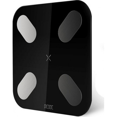 Picooc Mini Intelligent Body Scale Black