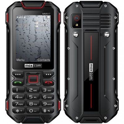"Maxcom Strong MM917 3G (Dual Sim) 2.4"" Water-dust proof"