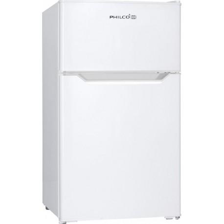 Philco PRD 101W/4Α+ Ψυγείο Δίπορτο
