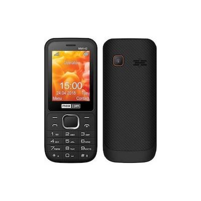 Maxcom MM142 (Dual Sim) black