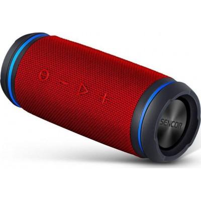 Sencor SSS 6400N Red Φορητό Ηχείο Bluetooth