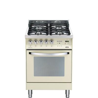 Lofra Rainbow 60 P BI 66GVT/C Κουζίνα Αερίου Μπεζ