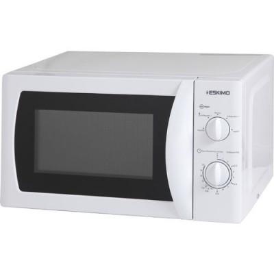 Eskimo ES 2070 W Ελεύθερος Φούρνος Μικροκυμάτων