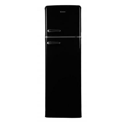 Morris MRS31243B Retro Black Ψυγείο Δίπορτο