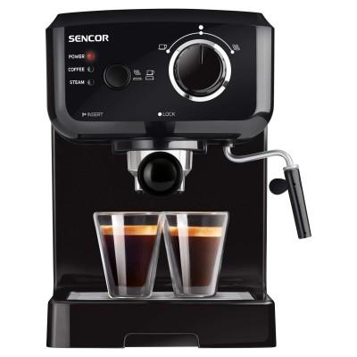 Sencor SES 1710BK Μηχανή Espresso