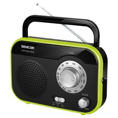 Sencor SRD 210 BGN Φορητό Ραδιόφωνο