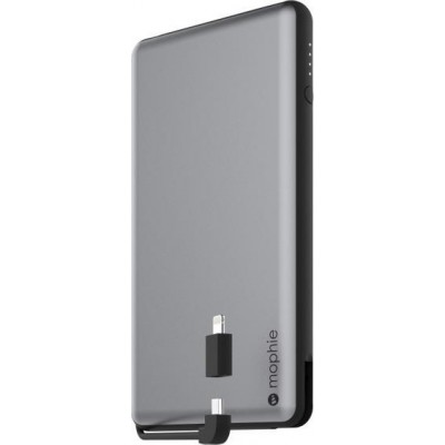 Mophie Powerstation Plus XL 12000mAh (Power Bank) Space Grey
