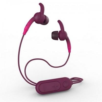 iFrogz Sound Hub Plugz Ασύρματα Ακουστικά Purple/Pink