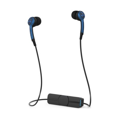 iFrogz Plugz Wireless Blue Bluetooth Earbuds - Noise Isolating