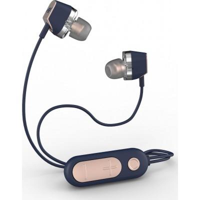 iFrogz Sound Hub XD2 Navy Blue Ασύρματα Ακουστικά