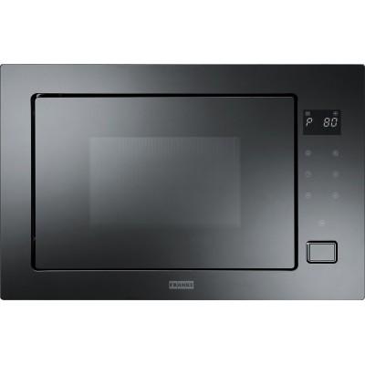 Franke Crystal FMW 250 CR2 G BK Εντοιχιζόμενος Φούρνος Μικροκυμάτων 3165002017