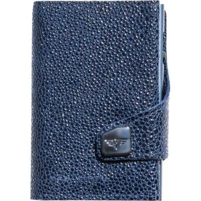 Tru Virtu Click & Slide Sting Ray Wallet Blue/Titan
