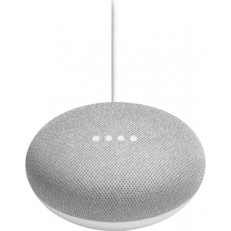 Google Home Mini Chalk White Smart Speaker