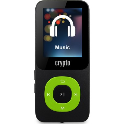 CRYPTO MP 1800 Plus 16GB Black/ Green