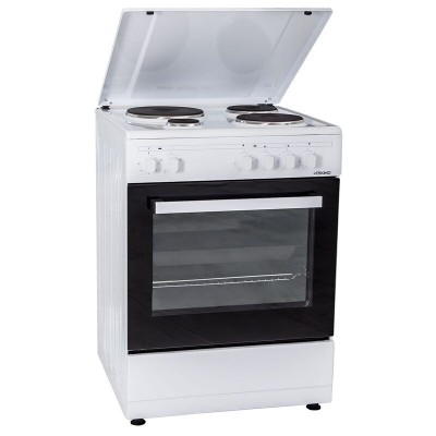 Eskimo ES-3020 W Ηλεκτρική Κουζίνα Εμαγιέ