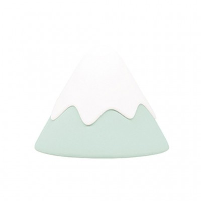 Allocacoc Snow Mountain Green Lamp Φωτάκι νυκτός