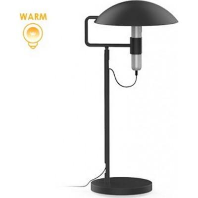 Allocacoc FlashLight DeskLight warm Επαναφορτιζόμενος Φακός LED με βάση γραφείου (ασημί)