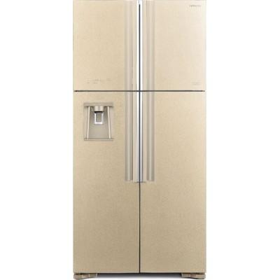 Hitachi R-W660PRU7 GBE Ψυγείο Ντουλάπα