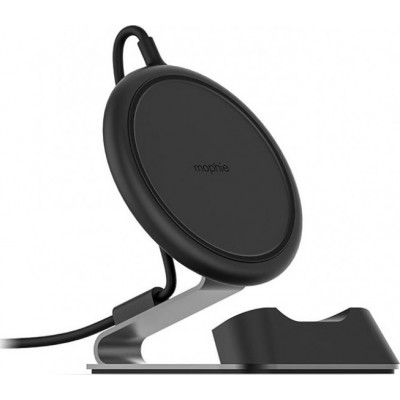 Mophie Charge stream desk stand Black
