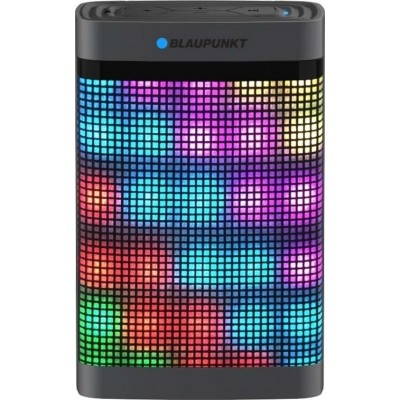 Blaupunkt BT07LED Φορητό Ηχείο Bluetooth