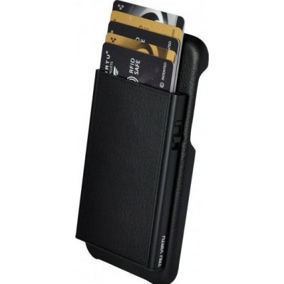Tru Virtu Pay Back Cover Μαύρο (iPhone 8) Hi-Tech Θήκη αλουμινίου