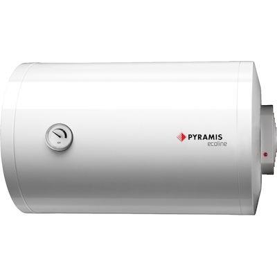 Pyramis 60lt Δεξί Οριζόντιο 028058401 Θερμοσίφωνο - Boiler