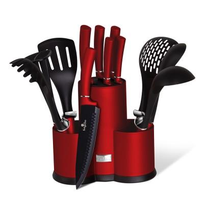 Berlinger Haus BH-6248 Σετ μαχαίρια και εργαλεία κουζίνας 12 τμχ