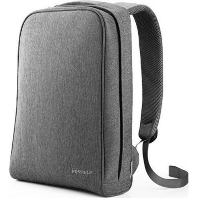 Huawei Backpack Pascal Grey Τσάντα για Notebook έως 15.6''