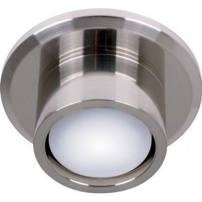 Lucci Air Climate II Brushed Chrome Light Kit